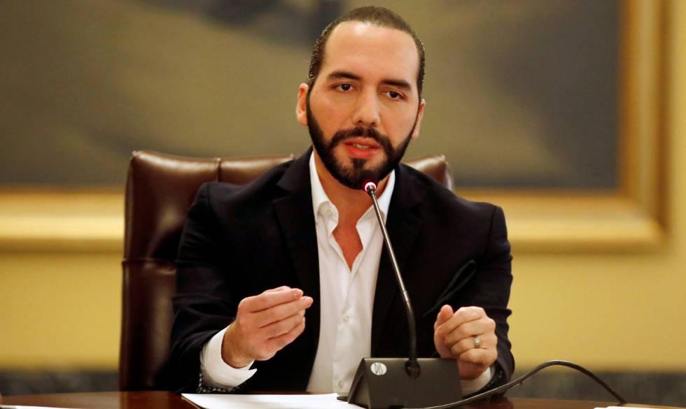 """Nayib Bukele """"desconoce"""" a Javier Simán como presidente de ANEP"""