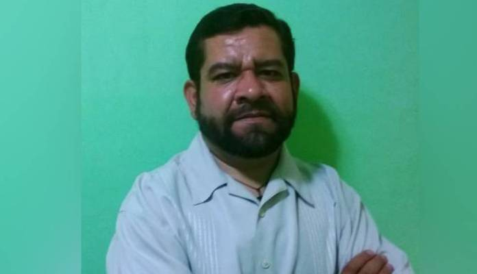 A recent photograph of Manuel Ramírez Valdovinos.