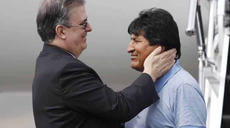 Evo Morales pasa sus primeros días en México, cuidado por entorno de AMLO