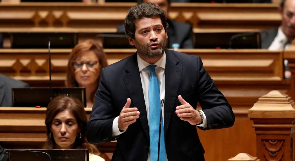 André Ventura, el ultraderechista portugués | Internacional | EL PAÍS