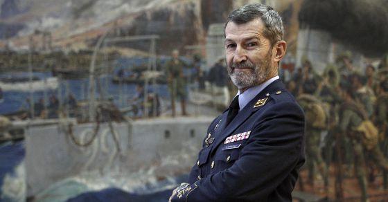 Jose Julio Rodriguez, ex Jefe de Estado Mayor de la Defensa