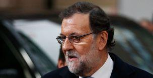Rajoy el pasado 7 de marzo en su llegada al Consejo en Bruselas.
