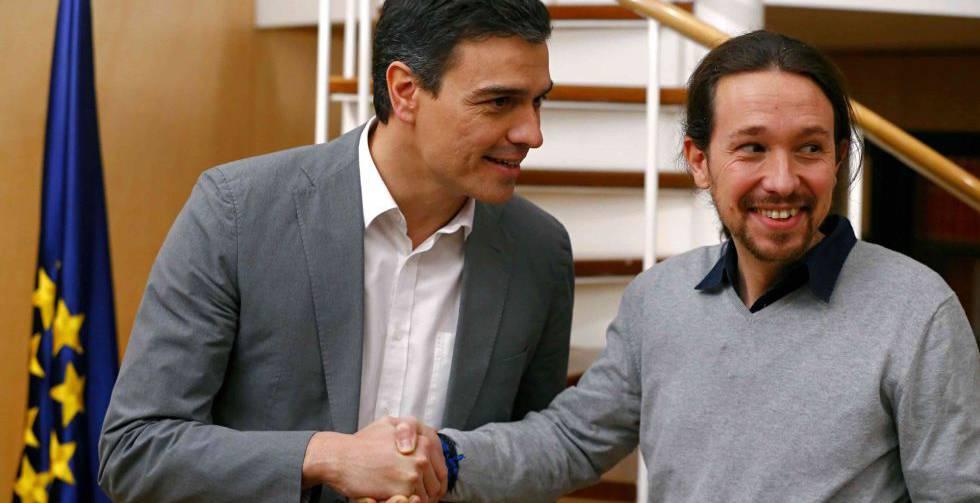 Las Tres Reuniones Anteriores Entre Pedro Sánchez Y Pablo