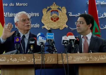 Resultado de imagen de Marruecos agradece a España su ayuda por el dinero que la UE