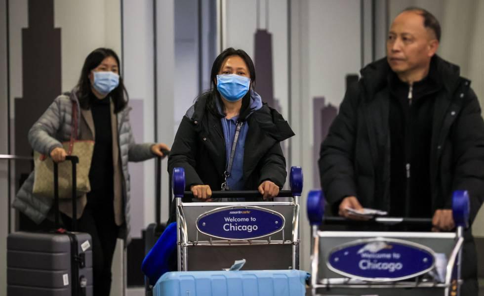 """Estados Unidos emite una alerta general de """"no viajar"""" a China ..."""