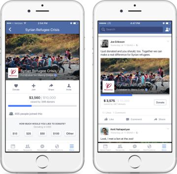 Facebook for Nonprofit