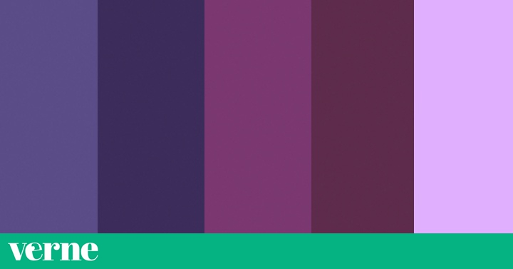 El color de 2018 es un tono de violeta Sabras