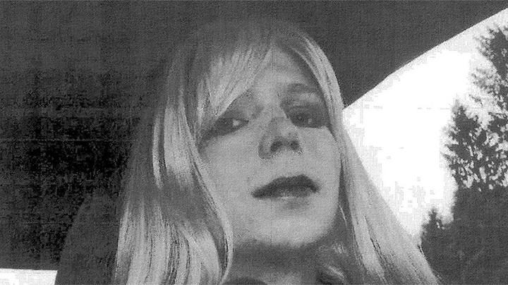 La soldado Chelsea Manning HANDOUT / ATLAS