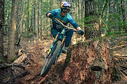 Video: Richie Rude Shralps Squamish