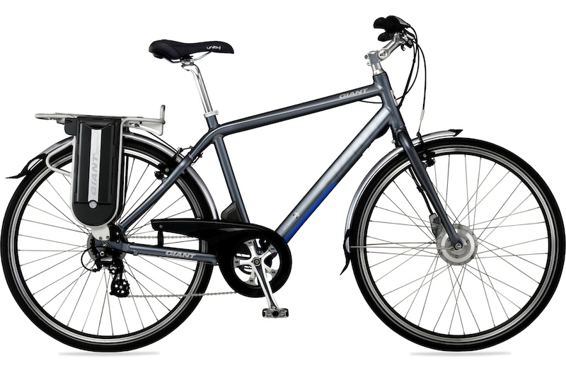 2011 Giant Twist Freedom Express Electric Assist Bike For Sale