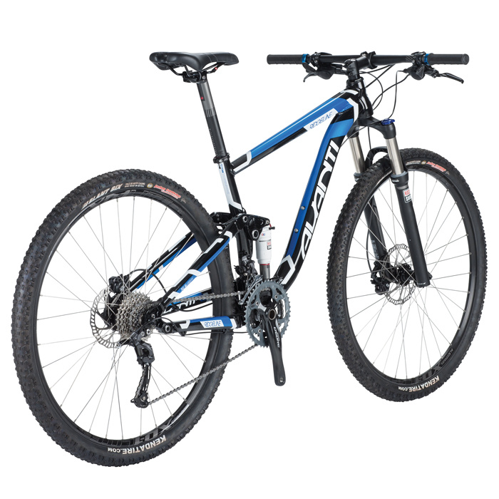 2013 Avanti Ridgeline 29.1 Full Suspension Mountain Bike