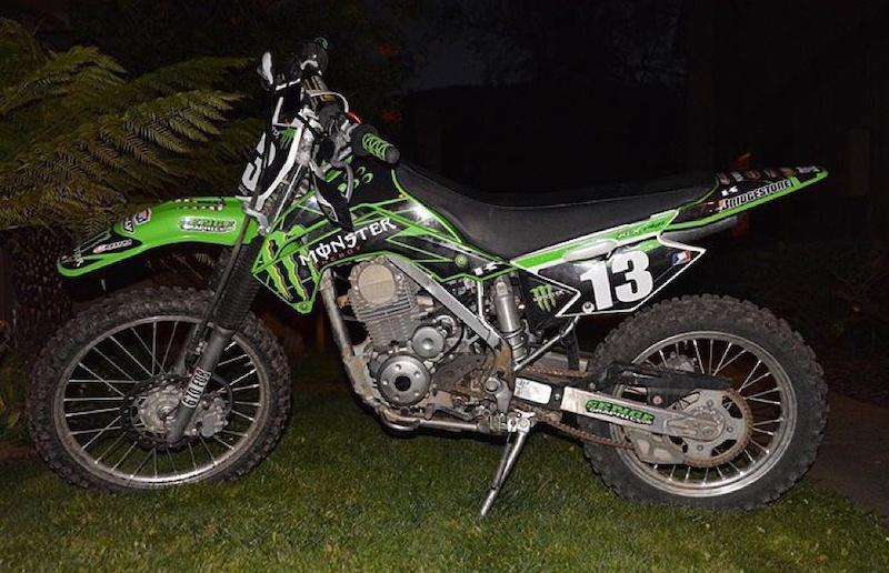Klx 140l For Sale