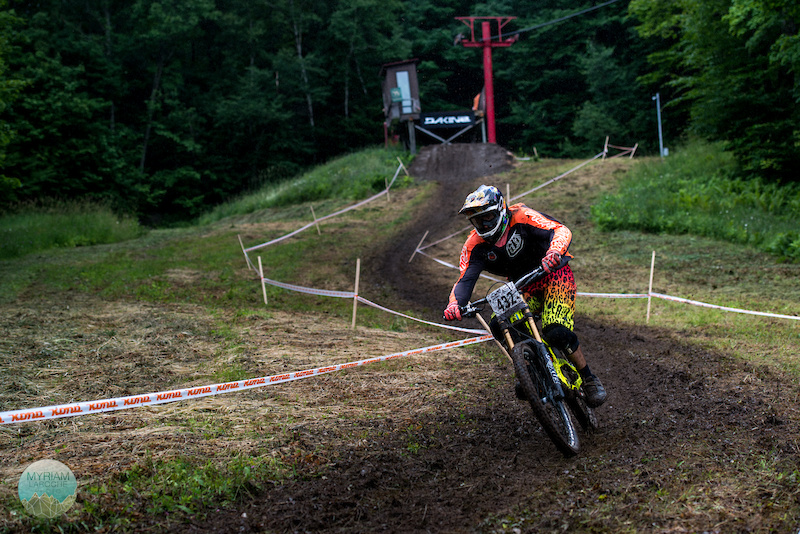 2016 Quebec Cup DH Series Round 2 - Owl s Head