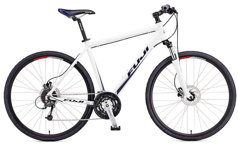 2015 NEW FUJI SUNFIRE 2.0 27 Spd HYBRID Bike 17