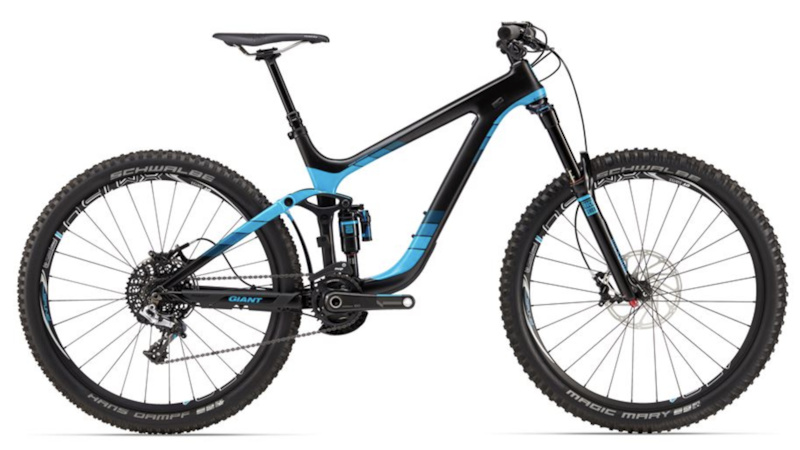 2015 Giant Reign Advanced 0 Team For Sale