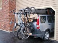 Homemade bike rack - Pinkbike Forum