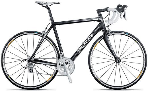 2008 Scott CR1 Team Road Bike Shimano Mavic Like New 56cm