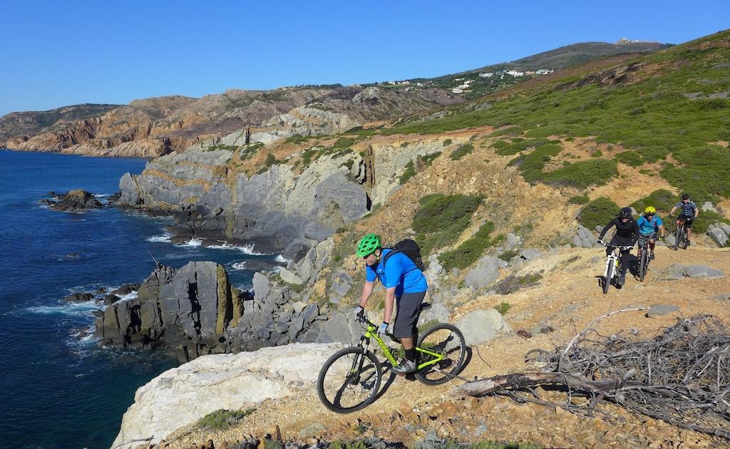Sintra cliffside