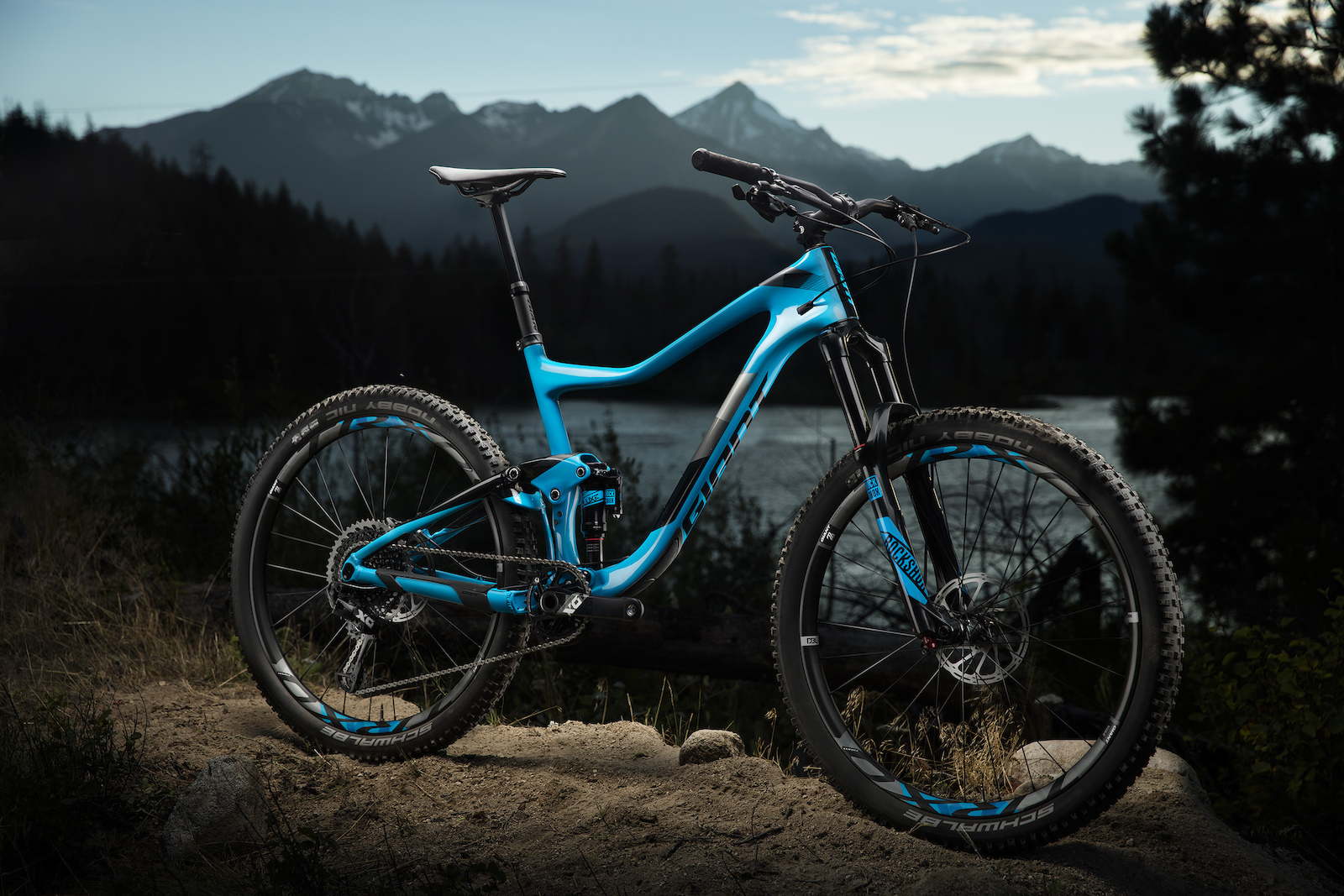 Giant Trance  First Ride  Pinkbike