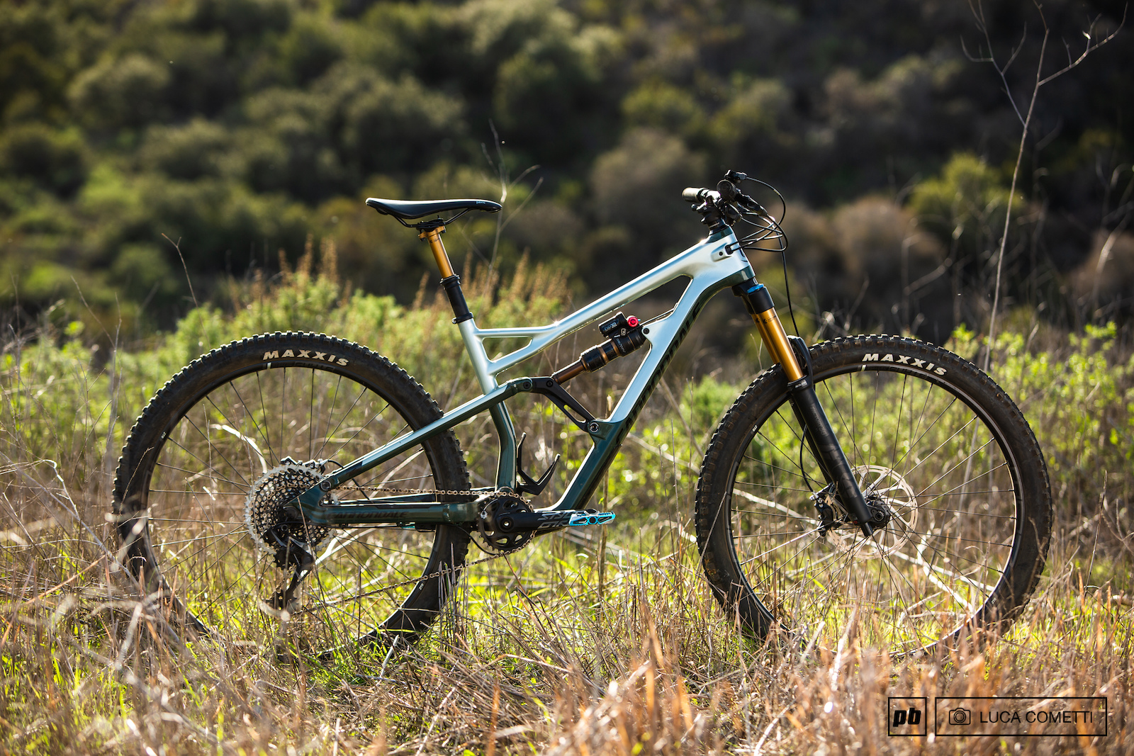 hight resolution of shoot for the cannondale jekyll review