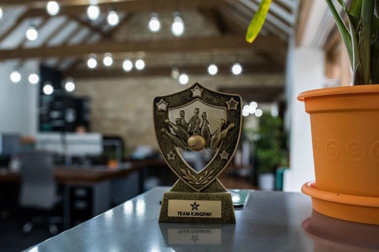 Awards cup