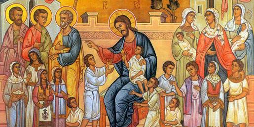 Резултат слика за Христос деца