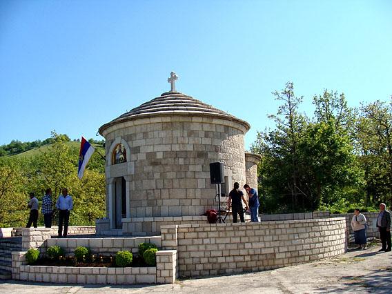 Литургијско сабрање и помен Пивским новомученицима