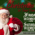 Christmas in Fairpark starts tomorrow