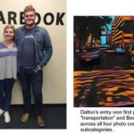 PHS Yearbook Students win awards at convention