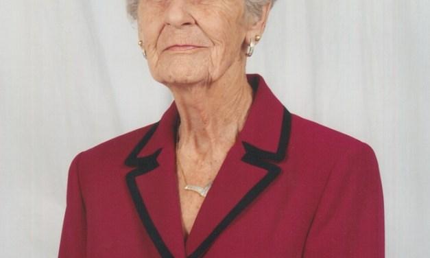 Doris Mae Hargus Parks