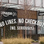 "Amazon Go is a ""Just Walk Out"" Shopping Experience"