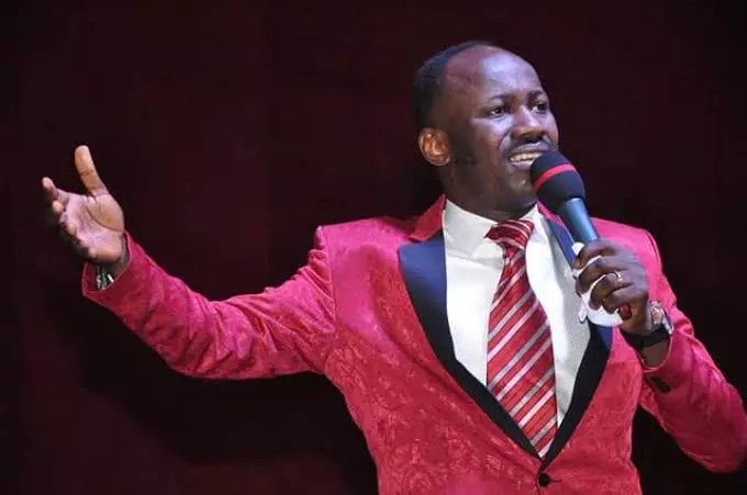 See Video: Twitter influencer exposes Apostle Suleman, refers to one of his messages
