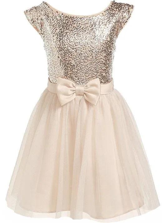 Вечернее платье для девочки