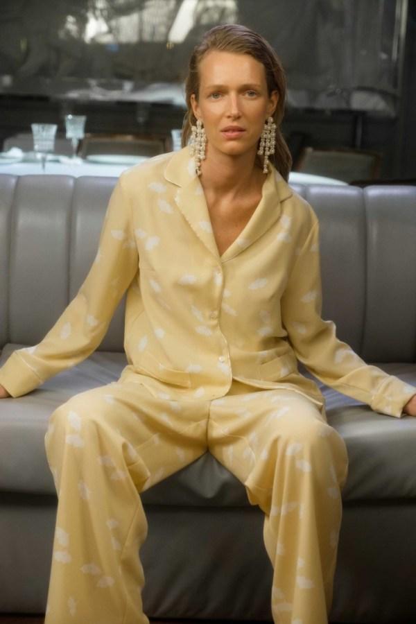 женская пижама выкройка