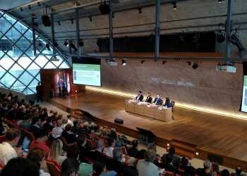 A audiência pública sobre o pedido de waiver para Libra foi realizada em 18 de abril, no Rio de Janeiro. Cortesia: ANP