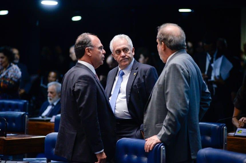 MP do Repetro foi lida hoje no Senado - Foto: Jefferson Rudy/Agência Senado