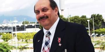 Marcos Assayag, nos tempos de Petrobras, quando comandou o Centro de Pesquisa da estatal  - Foto: Agência Petrobras
