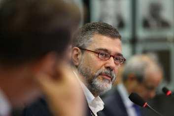 Paulo Pedrosa - secretário-executivo