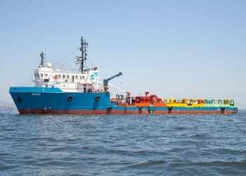 OSRV da frota da Oceanpact - Foto: Cortesia