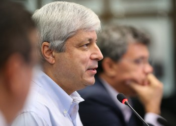 Prévia da 1ª Reunião Extraordinária da Comissão Nacional de Política Energética - CNPE. Foto: Saulo Cruz/MME