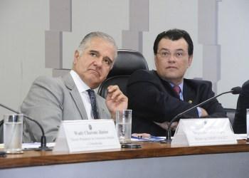 Comissão Mista da Medida Provisória nº 814, de 2017, que trata sobre a privatização da Eletrobras, realiza audiência pública interativa para debater a MP. Foto: Waldemir Barreto/Agência Senado