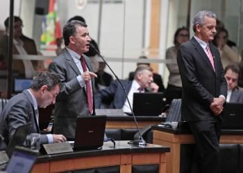 Assembleia Legislativa de Santa Catarina aprova cria política de biogás no estado. Foto:  Fábio Queiroz / Agência AL