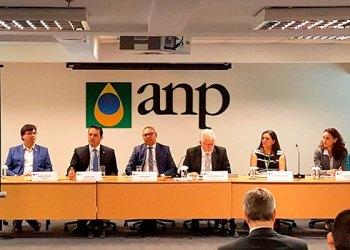 Diretor Aurélio Amaral durante audiência pública sobre proposta para RenovaBio/ Crédito: Divulgação ANP