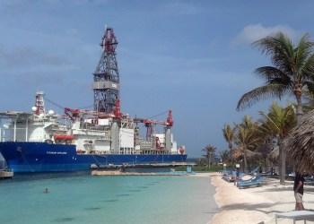 A sonda Titanium Explorer, da Vantage Drilling