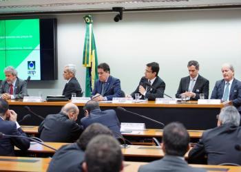 Audiência pública na Comissão de Minas e Energia da Câmara sobre a situação dos preços dos combustíveis no Brasil. Foto: Will Shutter/Câmara dos Deputados