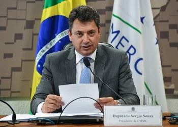 A Comissão Mista de Mudança Climática é presidida pelo deputado Sergio Souza (MDB/PR). Foto: Jefferson Rudy/Agência Senado