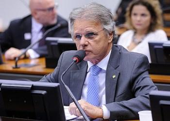O deputado Vanderlei Macris (PSDB-SP) é o presidente da Frente Parlamentar da Indústria de Máquinas e Equipamentos