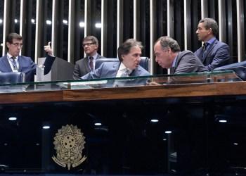 Plenário do Senado Federal durante sessão deliberativa ordinária. Foto: Waldemir Barreto/Agência Senado