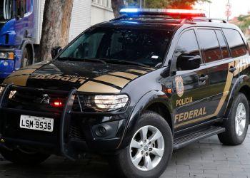 A Polícia Federal prende