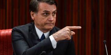 Cerimônia de diplomação do presidente eleito, Jair Bolsonaro, no Tribunal Superior Eleitoral (TSE). Valter Campanato/Agência Brasil